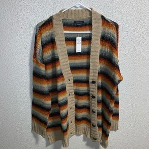 NWT American Eagle striped cardigan!
